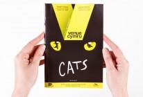 Venue Cymru Cover - CATS